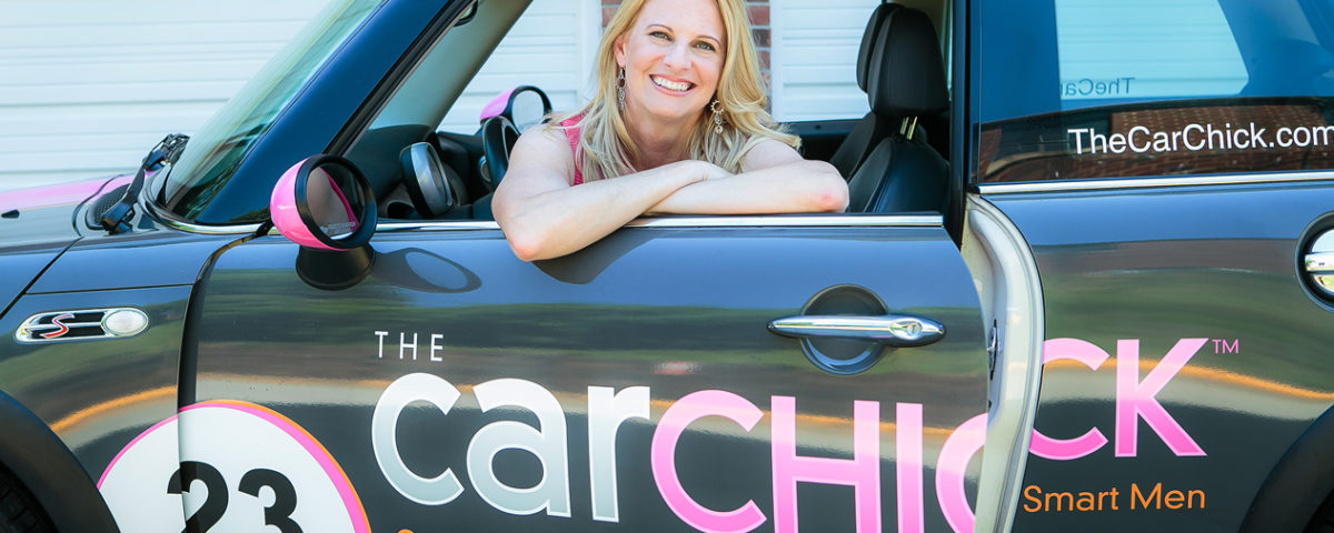 The Car Chick car buying service