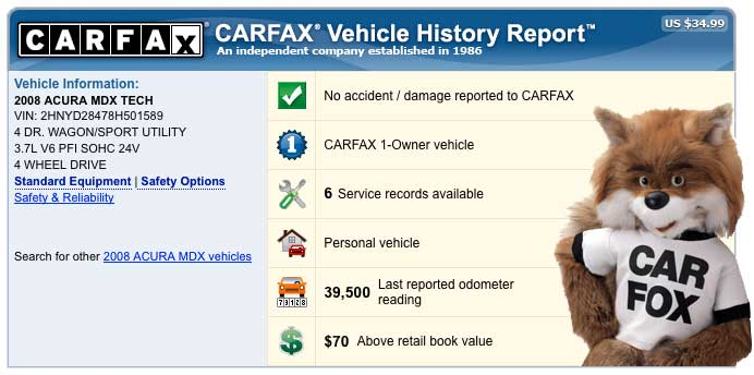 don t judge a car by its carfax the car chick
