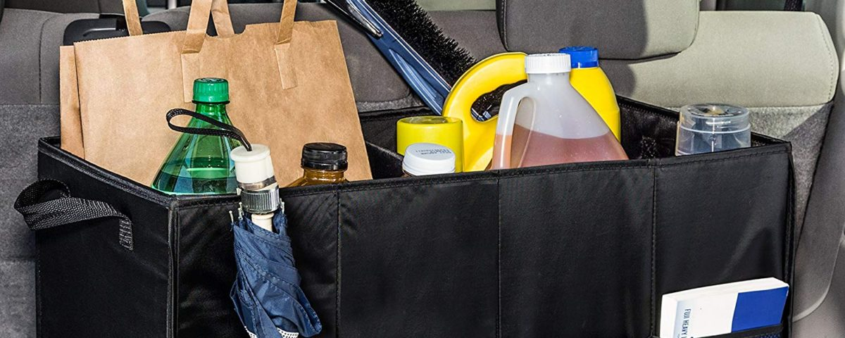 How to Organize Your Car